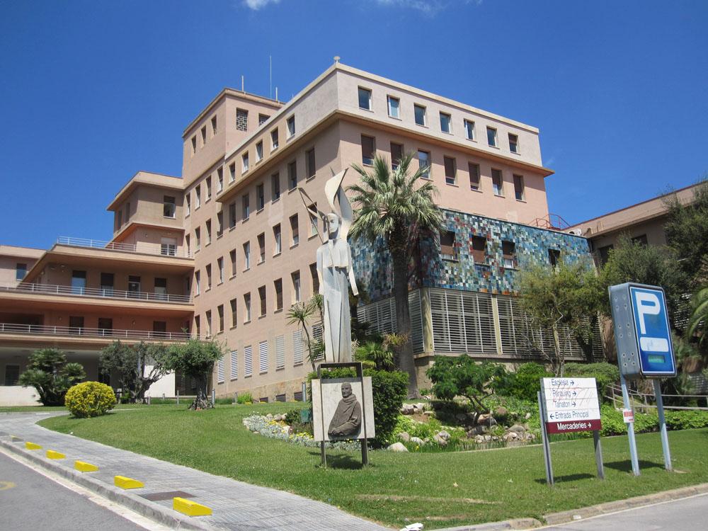 reformas y rehabiliataciones en el hospital sant rafael