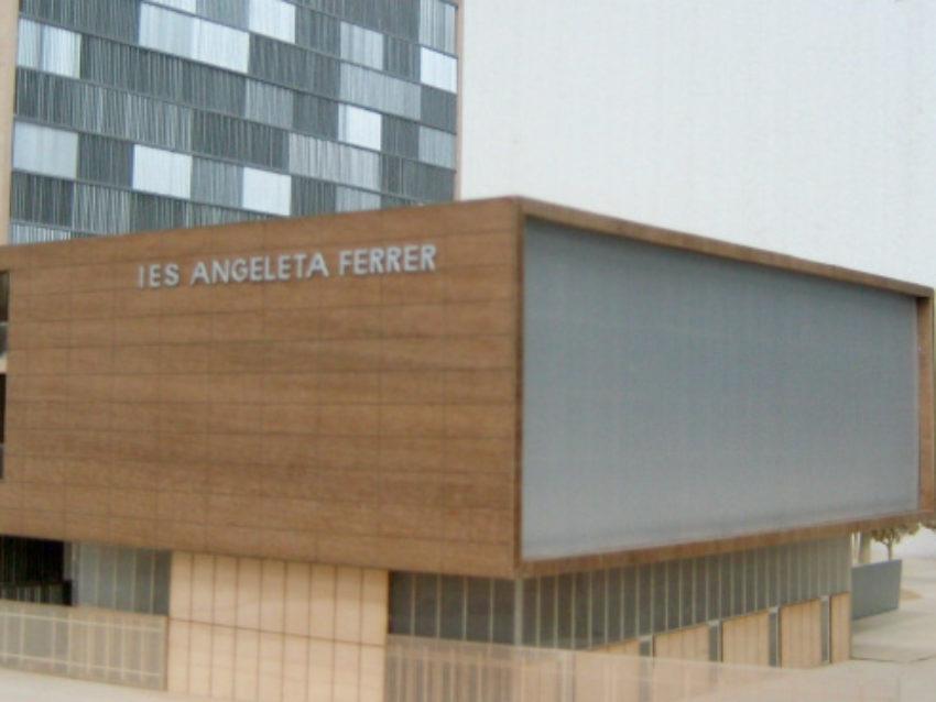 Villar Reyes construye en UTE el primer Instituto Tecnológico de Cataluña